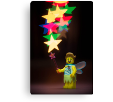 Lego Fairy Canvas Print