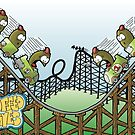 Stuffed Olives - Roller Coaster by Oran