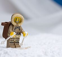 Lego induced smiles by Kevin  Poulton - aka 'Sad Old Biker'