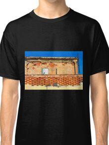 Grunge wall Classic T-Shirt