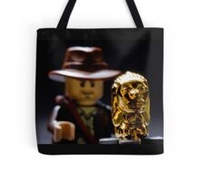 Indy and the Chachapoyan Fertility Idol Tote Bag