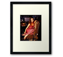 River Tam Framed Print
