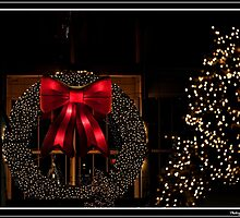 Christmas Wreath - Lac Leamy Casino by Yannik Hay