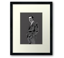 Connery 007 Framed Print