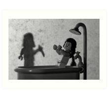 """Norman: """"Is that you, Mother? """" Art Print"""