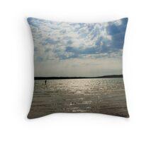 Cypress Lake Throw Pillow
