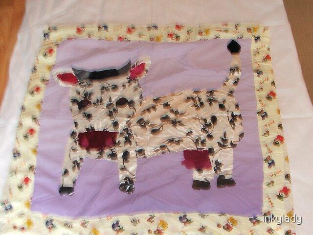 daisy the cow  by inkylady