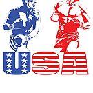 Rocky IV - Rocky Balboa vs Ivan Drago - Sylvester Stallone vs Dolph Lundgren - America vs Communism - Ultimate Showdown by Kelmo