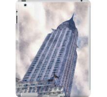 Chrysler Building NYC iPad Case/Skin