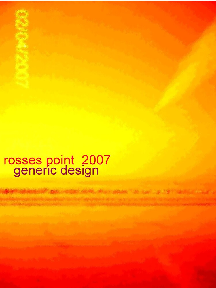 rosses point 2007 by koast