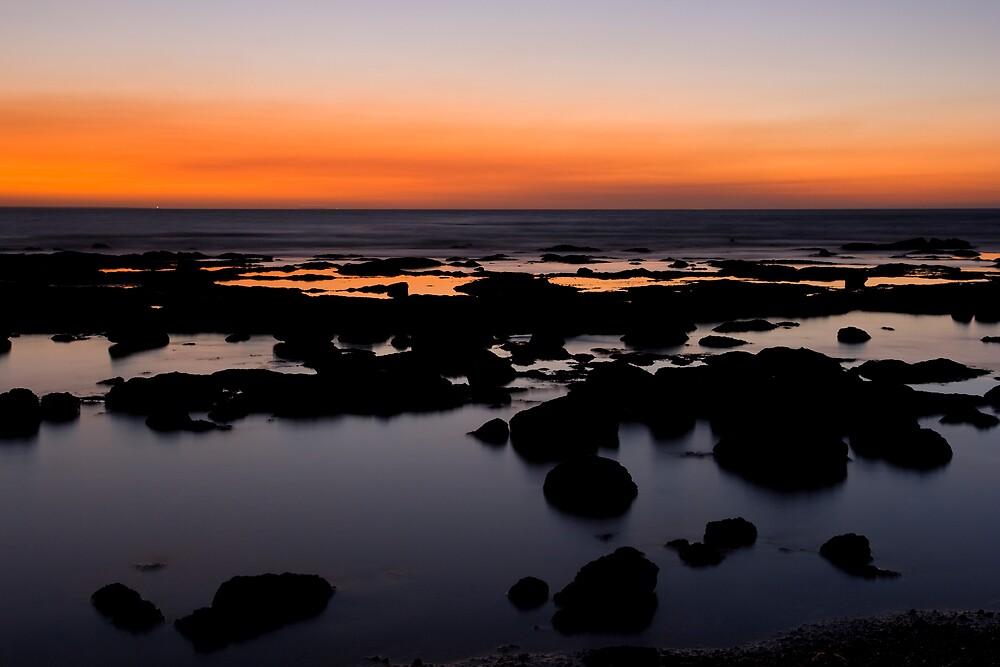 Sunset Bliss by Chris Putnam
