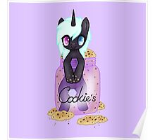 My little pony in a cookie jar Poster