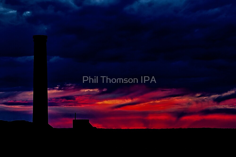 """Fire at the Horizon"" by Phil Thomson IPA"