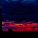 """""""Fire at the Horizon"""" by Phil Thomson IPA"""