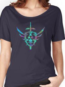Skyward Sword Blue Women's Relaxed Fit T-Shirt