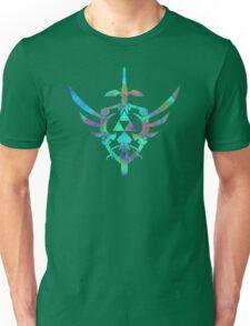 Skyward Sword Blue Unisex T-Shirt