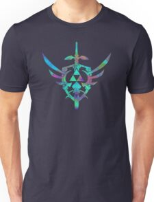Skyward Sword Blue Unisex T-Shirt