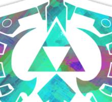 Skyward Sword Blue Sticker