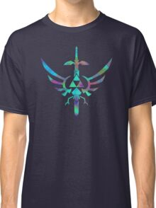 Skyward Sword Blue Alt Classic T-Shirt