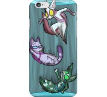 Fighting Dreamers- Thinking With Portals iPhone Case/Skin