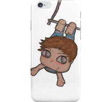 LITTLE BOY AERIALIST iPhone Case/Skin