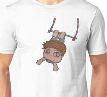 LITTLE BOY AERIALIST Unisex T-Shirt