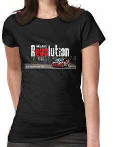 Talking bout a Revolution Womens Fitted T-Shirt