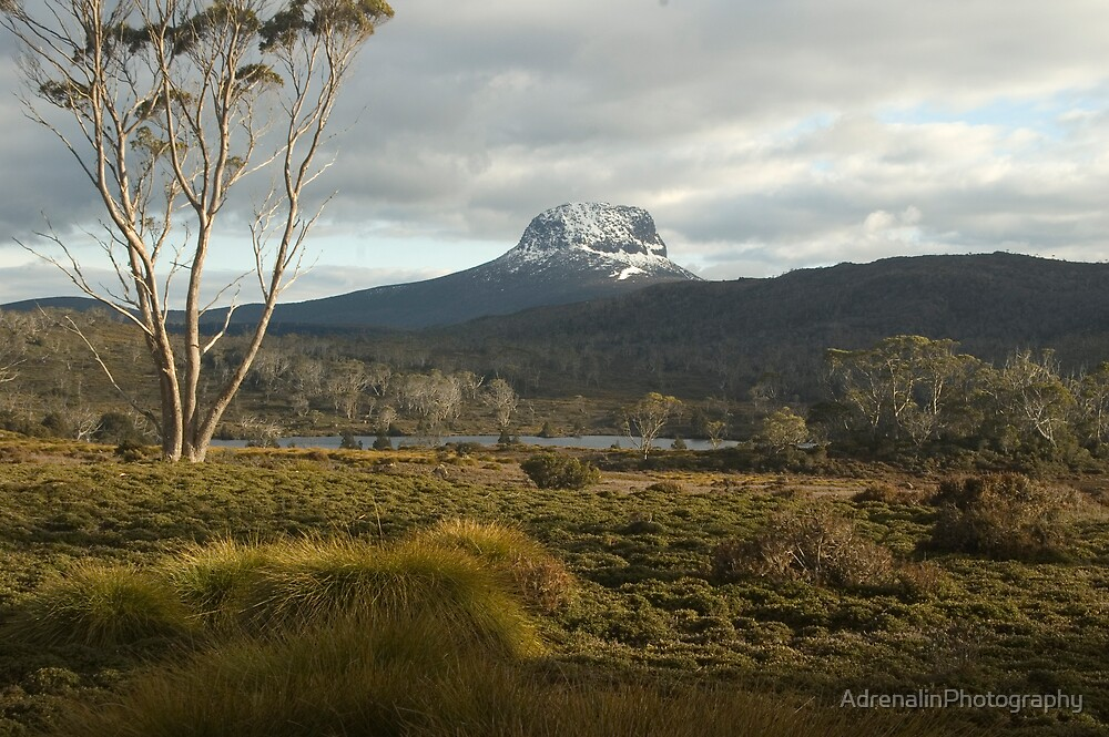 Mt Pellion East at Dusk by AdrenalinPhotography