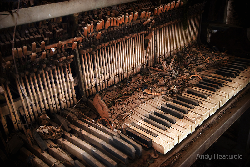 Out of Tune by Andy Heatwole