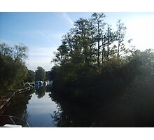 Norfolk Broads Morning Photographic Print
