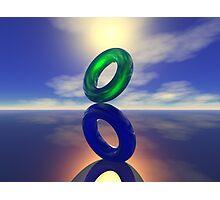 Balance and Harmony Photographic Print