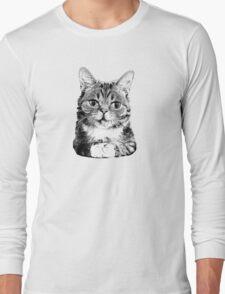 lil bub Long Sleeve T-Shirt