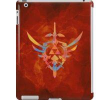 Skyward Sword Orange iPad Case/Skin