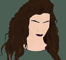 Lorde by rbeks
