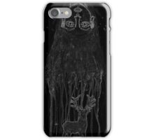 Twilight Deer iPhone Case/Skin