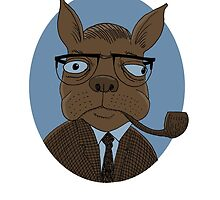 Sartre  by SusanSanford