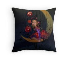 BeWitching Throw Pillow