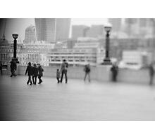 free lensing Photographic Print
