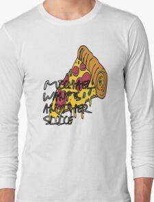 Michael Pizza Long Sleeve T-Shirt