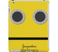 deep search iPad Case/Skin