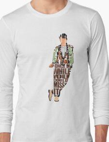 Ferris Bueller Long Sleeve T-Shirt