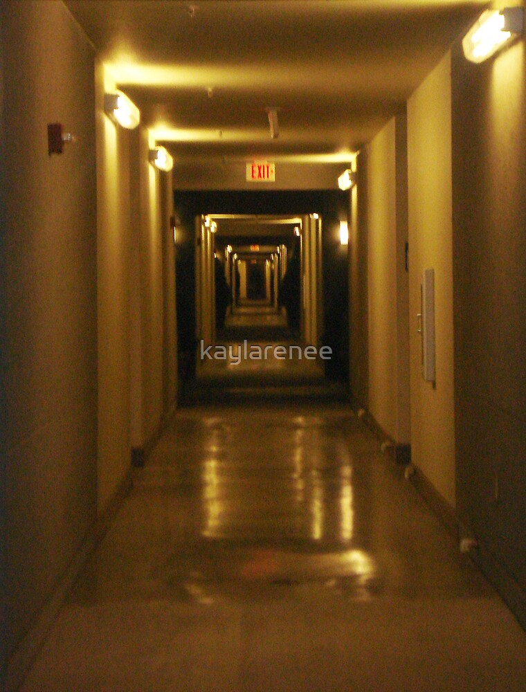 Hall way by kaylarenee