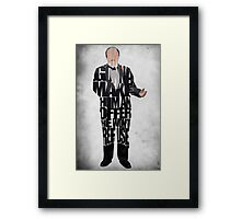 Godfather Framed Print