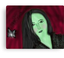 Wickedness of sorts Canvas Print