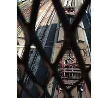 Sleeping train 1 Photographic Print