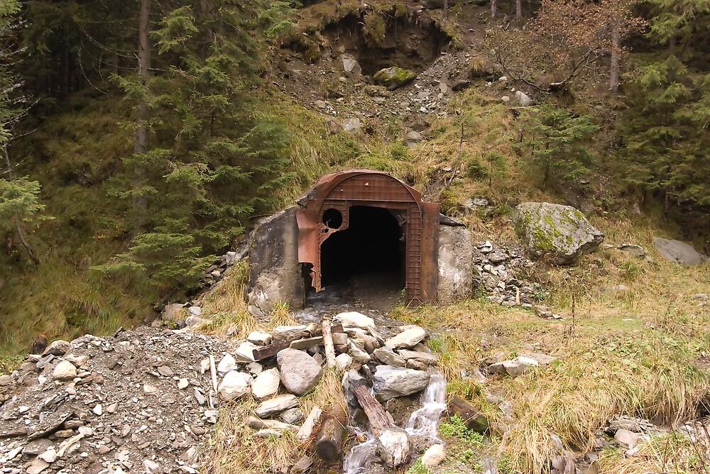 Old mine by ictin