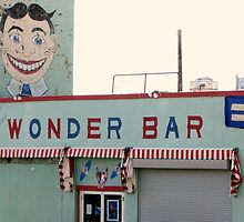 Asbury Park, NJ - The Wonder Bar by AnneRN