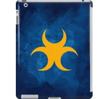 Zora Symbol iPad Case/Skin