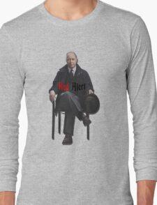 Raymond 'Red' Reddington - Red Alert Print Long Sleeve T-Shirt