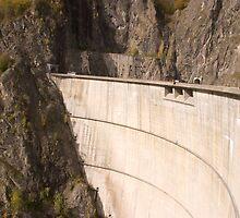 The dam by ictin